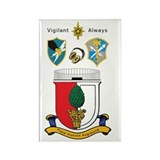 Field Station Augsburg Fridge Magnet