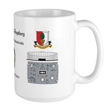 Large Field Station Augsburg Mug