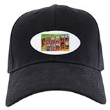 Panama Canal Greetings Baseball Hat