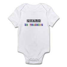Guard In Training Infant Bodysuit