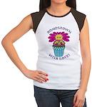 Homegrown with Love Women's Cap Sleeve T-Shirt