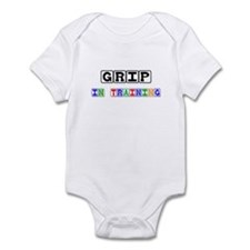 Grip In Training Infant Bodysuit