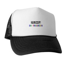 Grip In Training Trucker Hat
