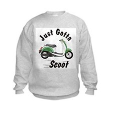 Just Gotta Scoot Metro Sweatshirt