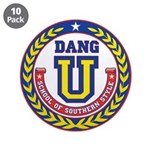 "Dang U 3.5"" Button (10 pack)"