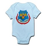 Mississippi Coat of Arms Onesie