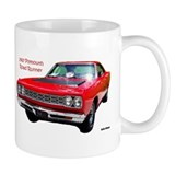 1967 Plymouth Road Runner Mug