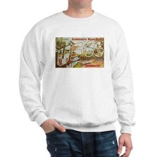 Hwy 66 Route 66 Sweatshirt