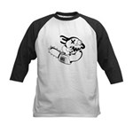 Chainsaw Agnew Kids Baseball Jersey