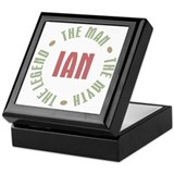 Ian Man Myth Legend Keepsake Box
