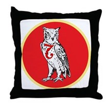 Chirurgeon Emeritus Throw Pillow