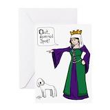 Macbeth Greeting Cards