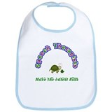 Speech Therapist Bib