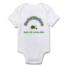 Social Worker Infant Bodysuit