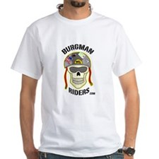 Burgman Riders Fun Skull Shirt