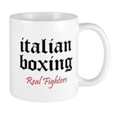 Italian Boxing Mug