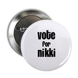 Vote for Nikki Button