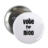 Vote for Nico Button