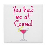 Cosmo - Tile Coaster
