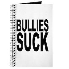 Bullies Suck Journal