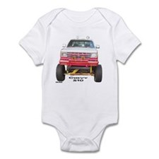 Chevy S10 4X4 Infant Bodysuit