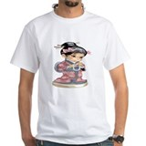 Cute Asian girl T-Shirt