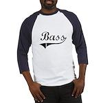 Bass Swish Baseball Jersey