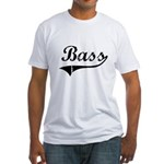 Bass Swish Fitted T-Shirt