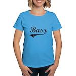 Bass Swish Women's Dark T-Shirt