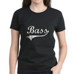 Bass Swish Women's Dark T-Shirt