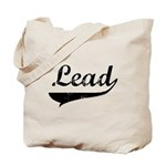 Lead Swish Tote Bag