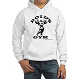Roid's Gym Jumper Hoody