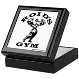 Roid's Gym Keepsake Box