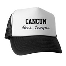 Canton Beer League Trucker Hat