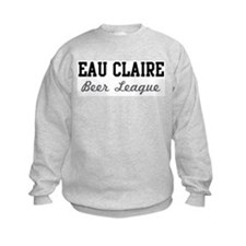 Eau Claire Beer League Sweatshirt
