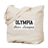 Olympia Beer League Tote Bag