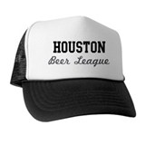 Houston Beer League Trucker Hat