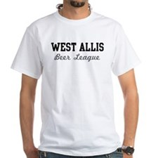 West Allis Beer League Shirt