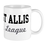 West Allis Beer League Mug
