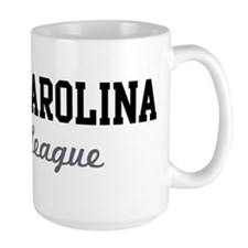 South Carolina Beer League Mug