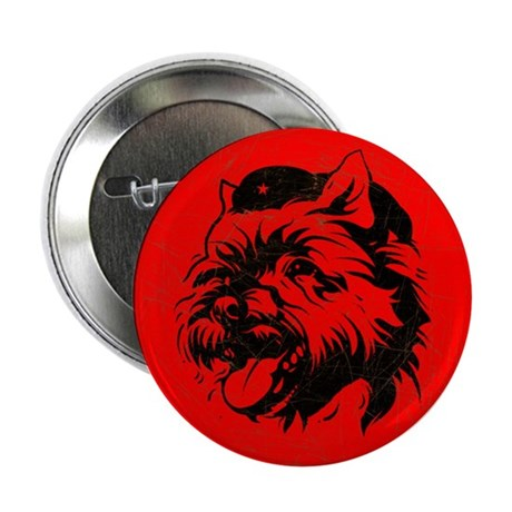 Cairn Terrier Revolution Icon Button