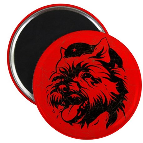 Cairn Terrier Revolution Icon Magnet