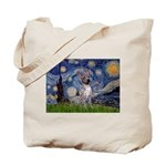 Starry-AmericanHairless T Tote Bag