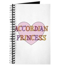 Princess Accordian Journal