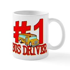 #1 Bus Driver Small Mug