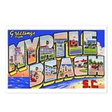 Myrtle Beach South Carolina Postcards (Package of