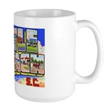 Myrtle Beach South Carolina Ceramic Mugs