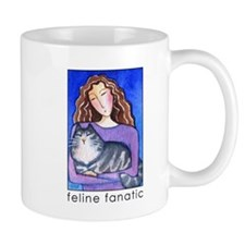 CAT LADY No. 29...Cocoa or Coffee Mug