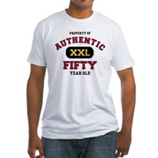 Authentic Fifty Shirt