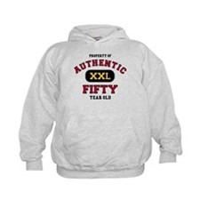 Authentic Fifty Hoodie